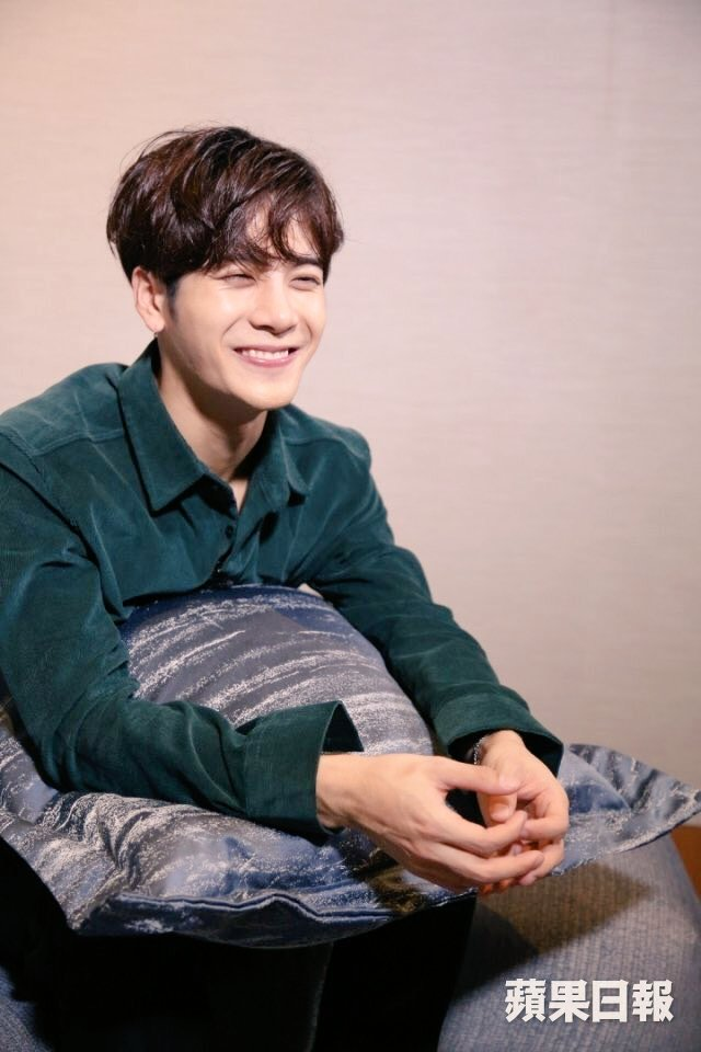 "Got7 Fanatic On Twitter Invented Green Color Beautiful Smile Beauty Gaze Charisma Jackson Wang Got7official Got7 Ê°""세븐"
