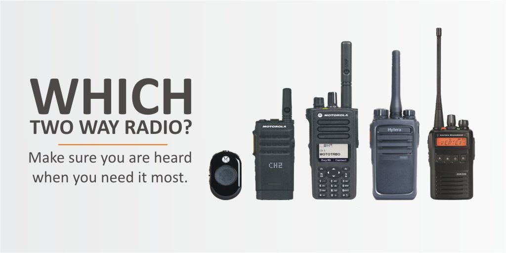 Considering a #twowayradio upgrade? We have a product for every budget, talk to us https://t.co/IuHK7twof1 #comms