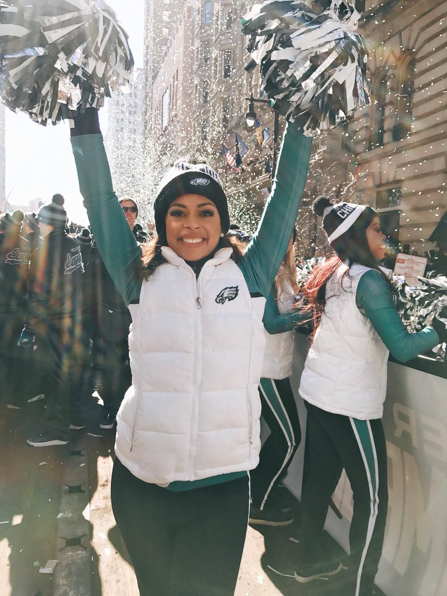 #TBT to last week's parade down Broad St...