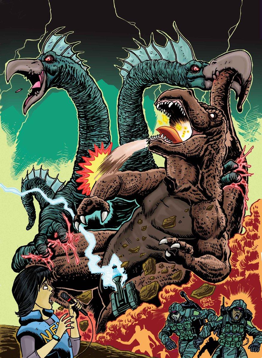 Image result for kaiju gods kickstarter