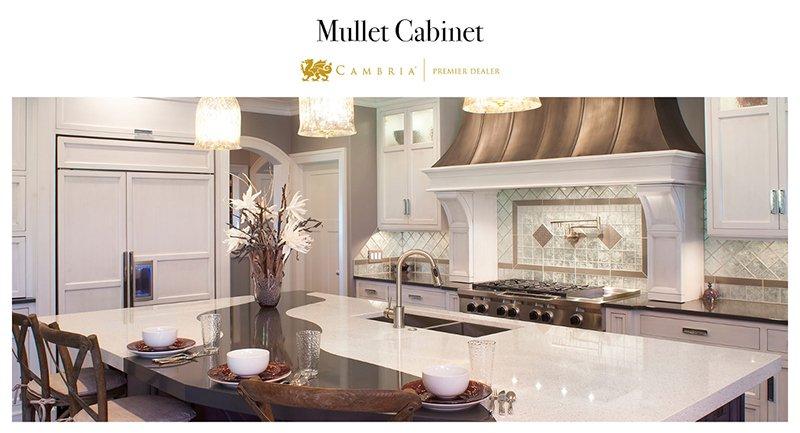Visit: Https://www.cambriausa.com/Dealer Profile/mullet Cabinet/ U2026  #mulletcabinet #cambriaquartzpic.twitter.com/Znihz4NOVK