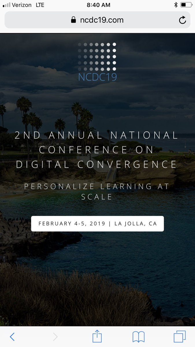 Fellow #NCDC18 attendees... I'm ready for #ncdc19 Who's with me?<br>http://pic.twitter.com/0S6ueOis2v