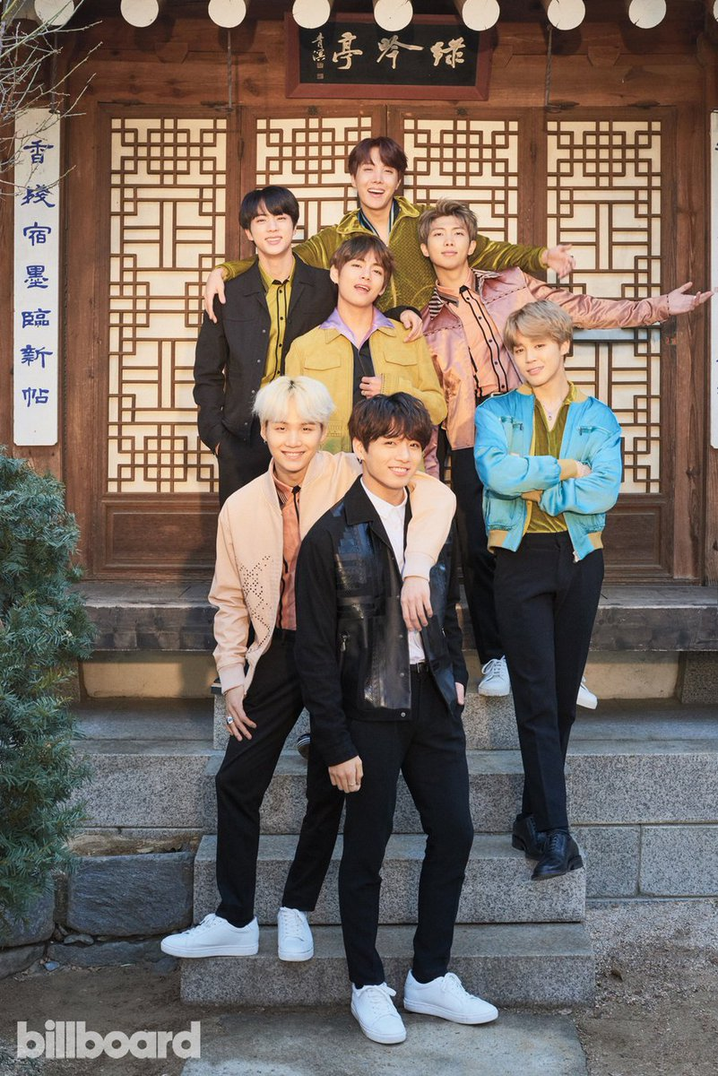 Check out these photos from BTS' Billboard cover shoot #BTSonBillboard https://t.co/f8FKn9LNv0