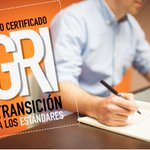 Image for the Tweet beginning: Curso Certificado para Ecuador: GRI
