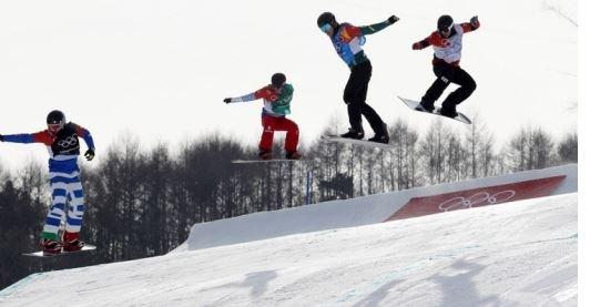 #snowboardcross twitter.