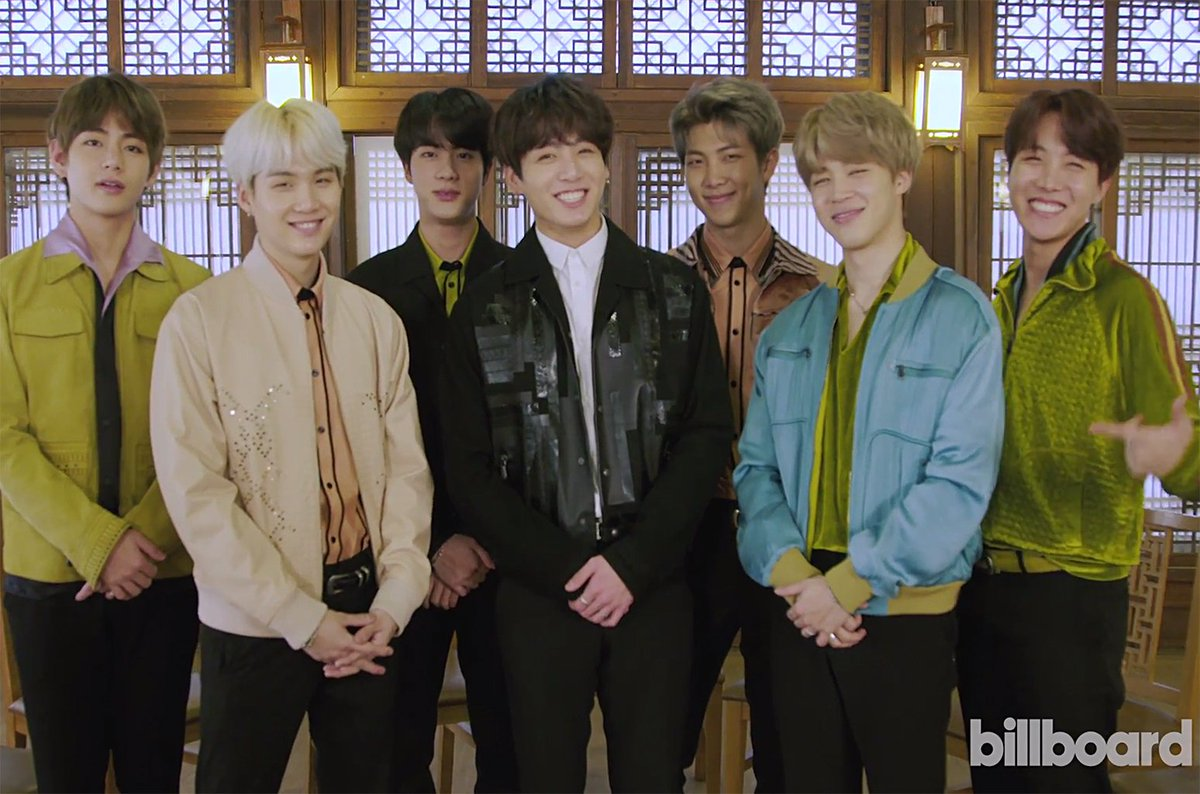 Watch the boys of BTS share fun facts about food, movies & more #BTSonBillboard https://t.co/WAXL7sFAnK