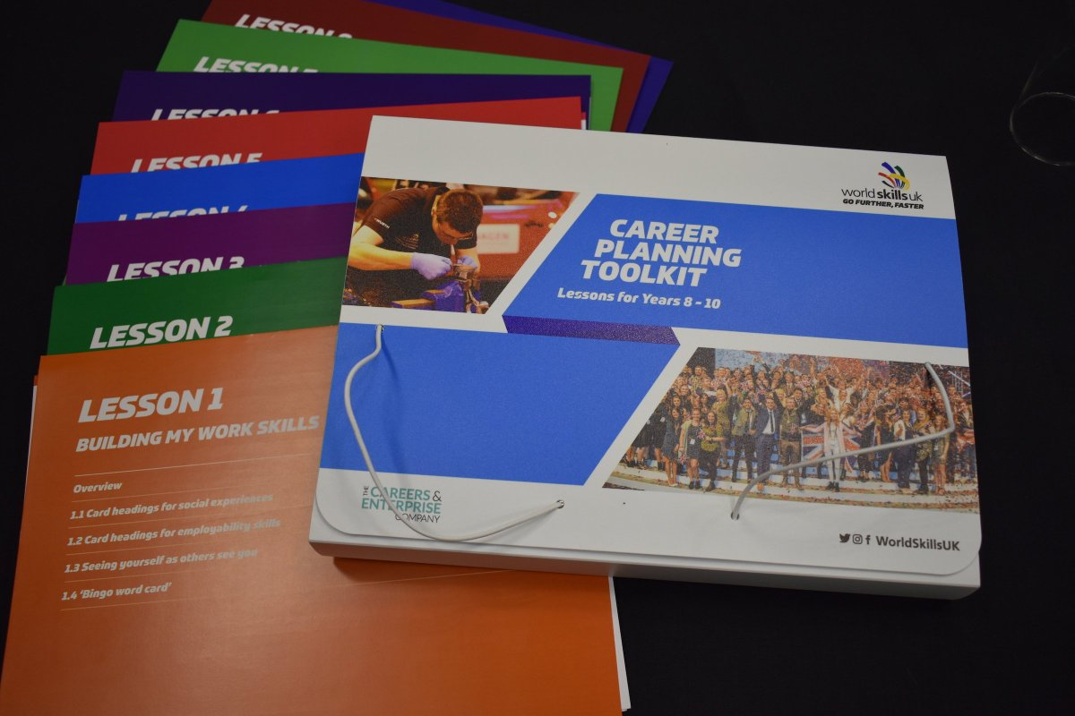 Worldskills uk on twitter get your free career planning toolkit to get your free career planning toolkit to help you develop your students career planning and employability skills solutioingenieria Choice Image