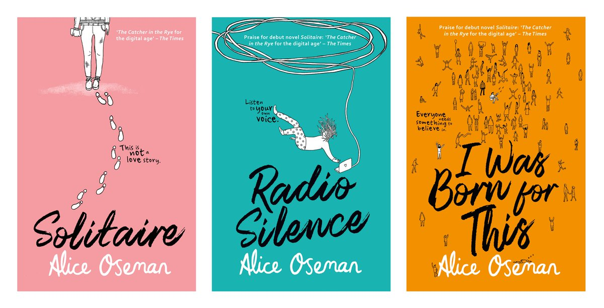 Image result for alice oseman books