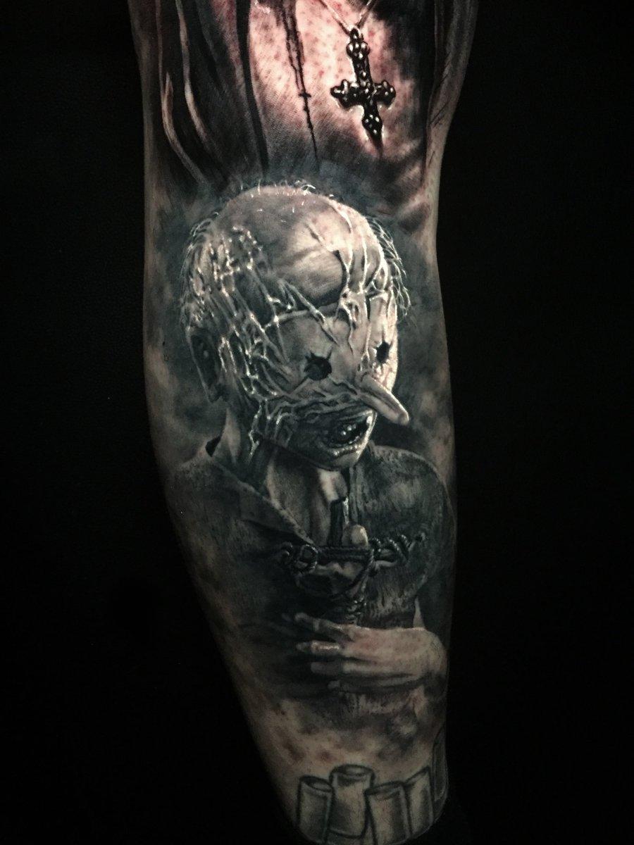 Acid Wizard Studio On Twitter Darkwood Inspired Tattoo Jawdrop