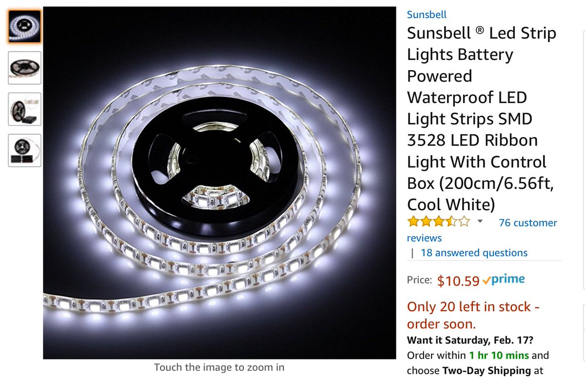 Frenden on twitter im thinking a decently thick sheet of clear or frenden on twitter im thinking a decently thick sheet of clear or frosted acrylic self adhesive battery operated led strip lights stick on paper aloadofball Choice Image