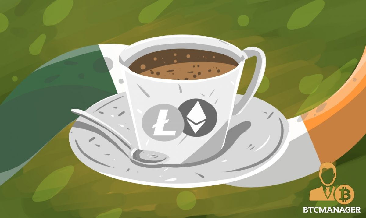 Btcmanager On Twitter Dublin Welcomes Its First Crypto Cafe By