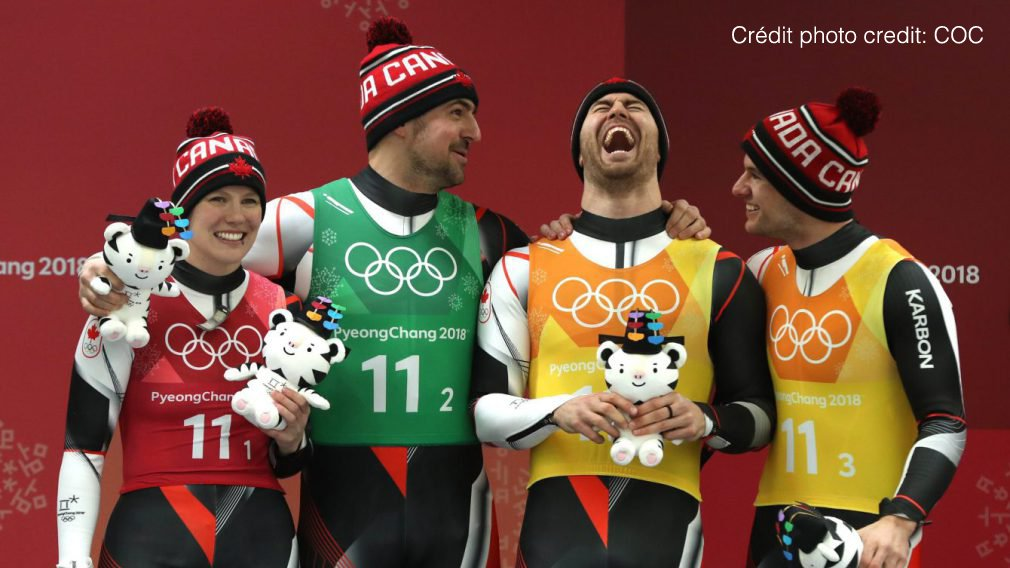 CanadianPM's photo on #PyeongChang2018