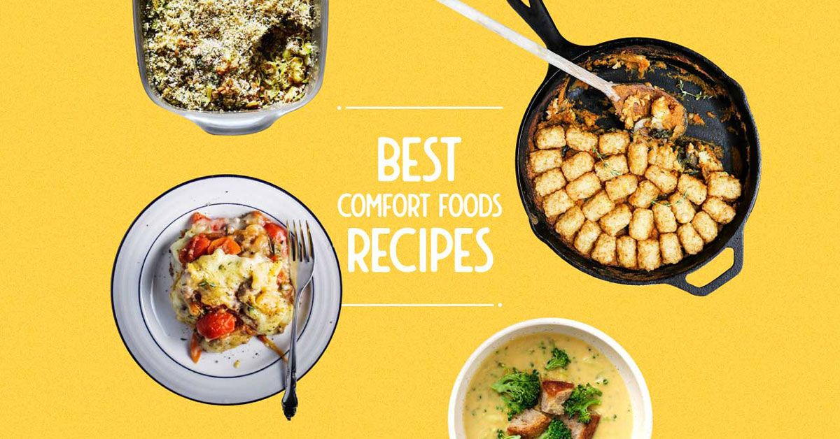 Check Out Our Favorite Comfort Food Recipes to Get Your Grub On https://t.co/rP5TfjXPMM