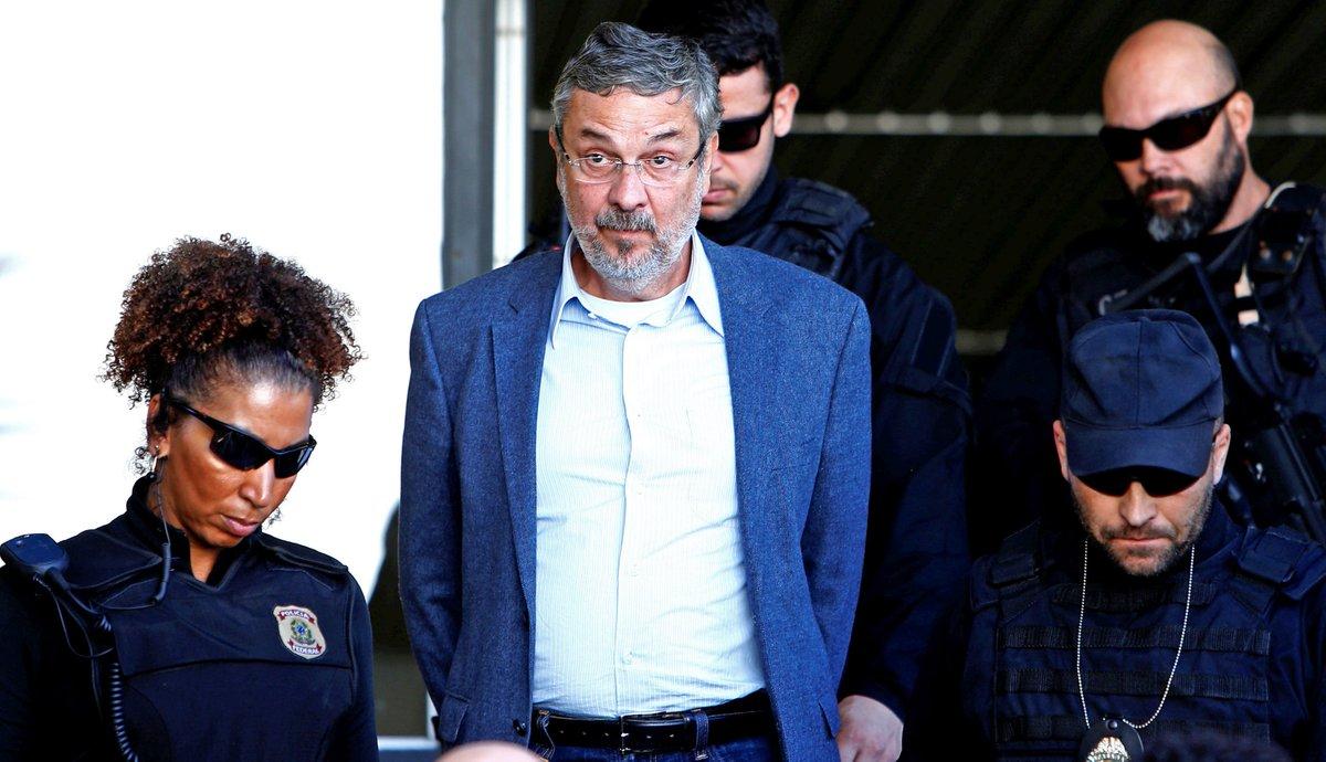 Tribunal da Lava Jato nega reinterrogatório de Palocci: https://t.co/cj2pTjuSuB