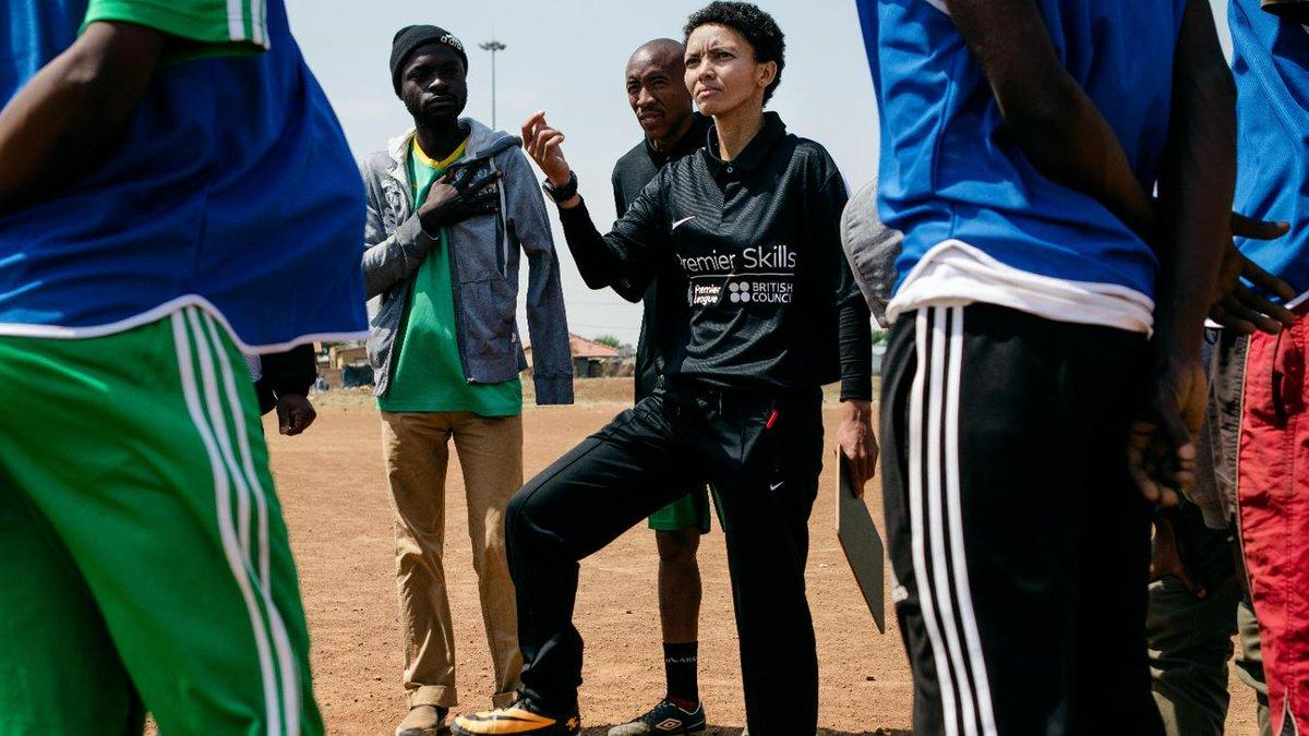 🌍 29 countries ⚽️ 20,000 coaches & referees 👍 1.5m young people reached  As the @DCMS celebrate #ourCommonwealth, check out the work @PremierSkills is doing around the world: preml.ge/g5TJRW