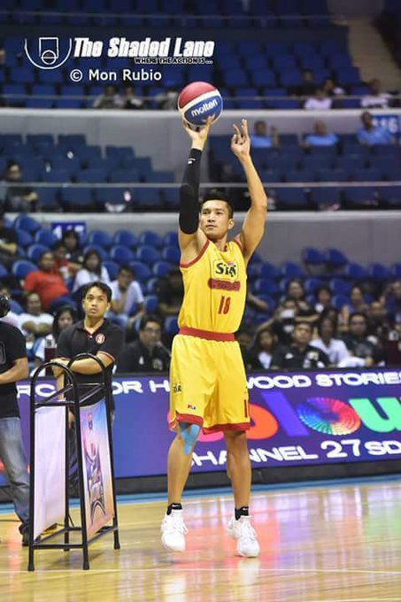 Belated Happy Birthday Big Game James Yap
