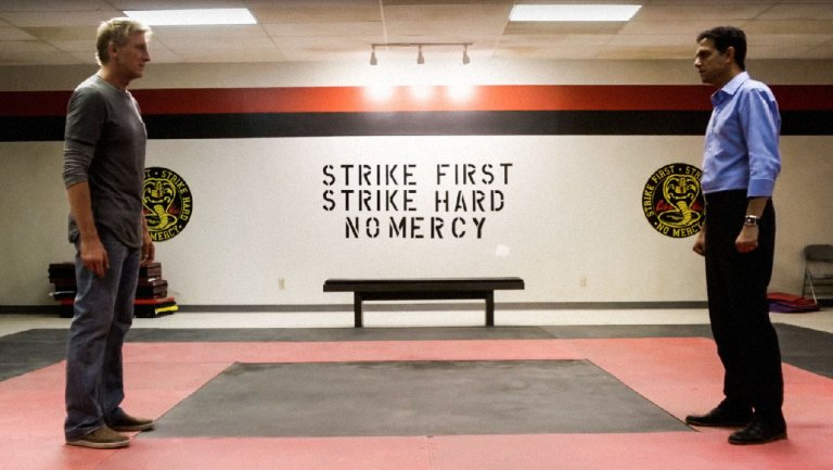 'Karate Kid': Watch the First Footage From the YouTube TV Sequel #CobraKai https://t.co/TWu5EuDDBk
