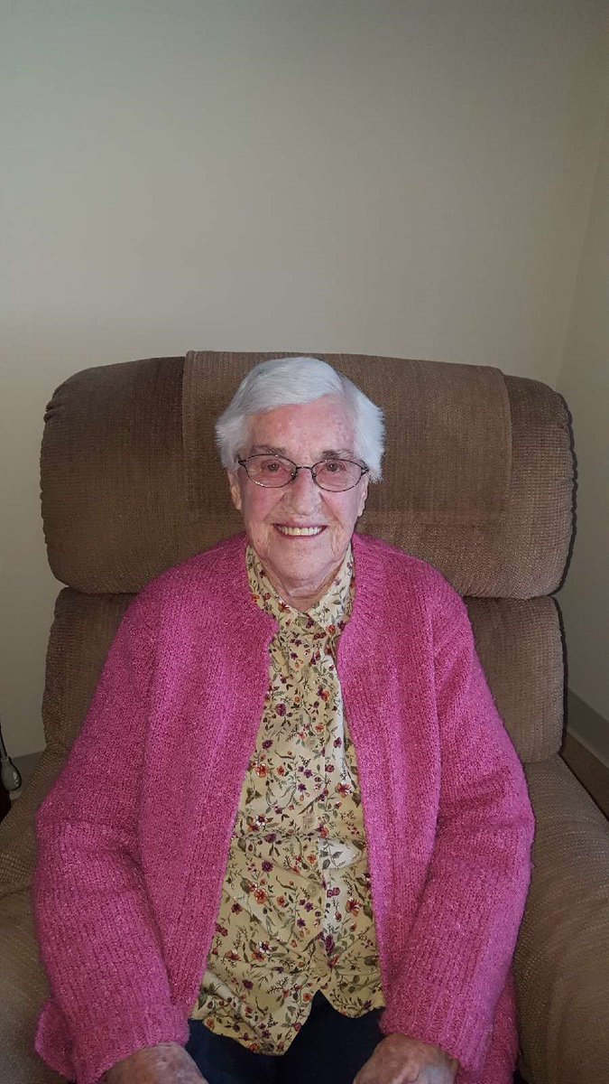 Happy 93rd Birthday Bonnie S! It is our...