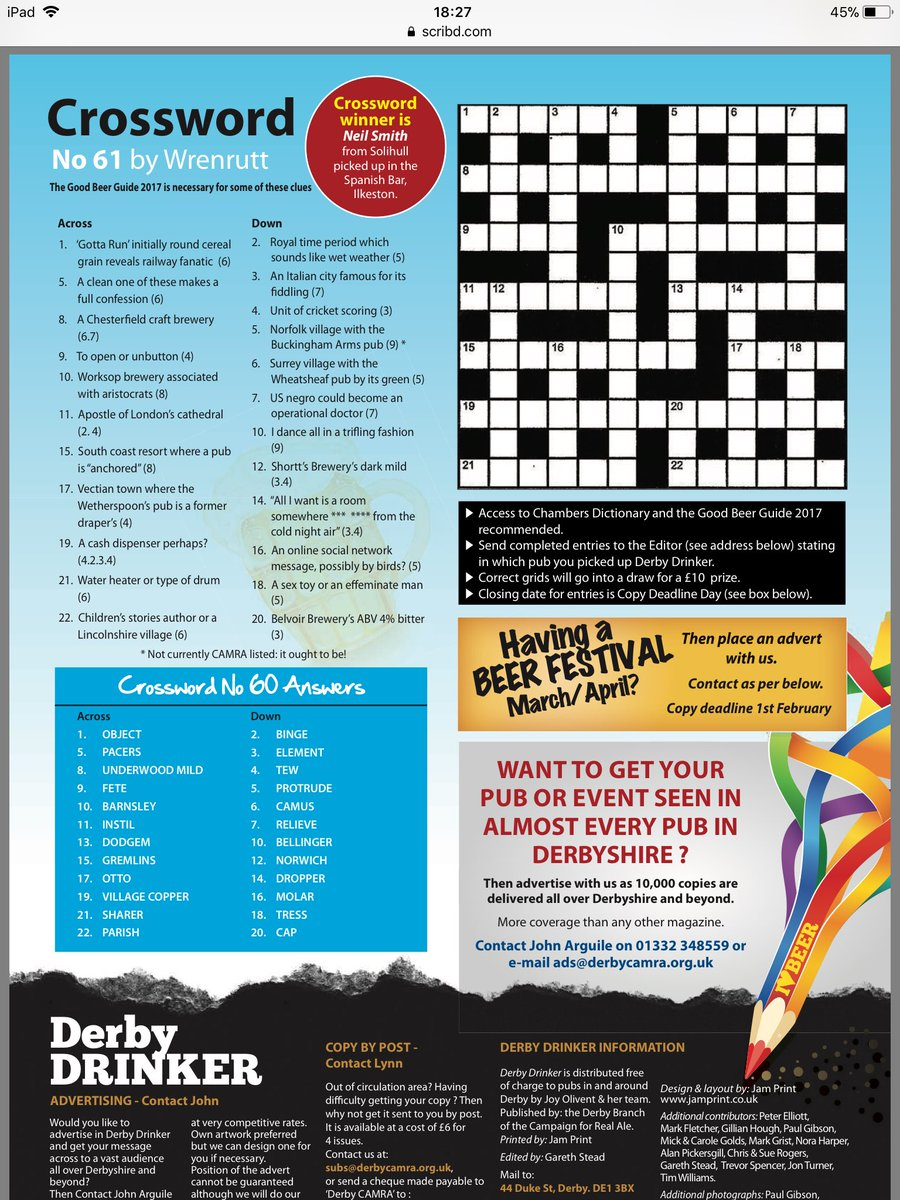 How to stop dating site adverts to crossword