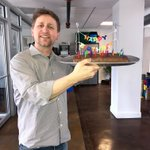 Wishing the happiest of birthdays to our founder and president @JasonBroadwater!