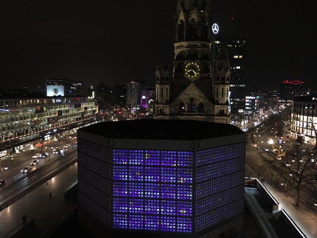 #berlinDWM twitter.