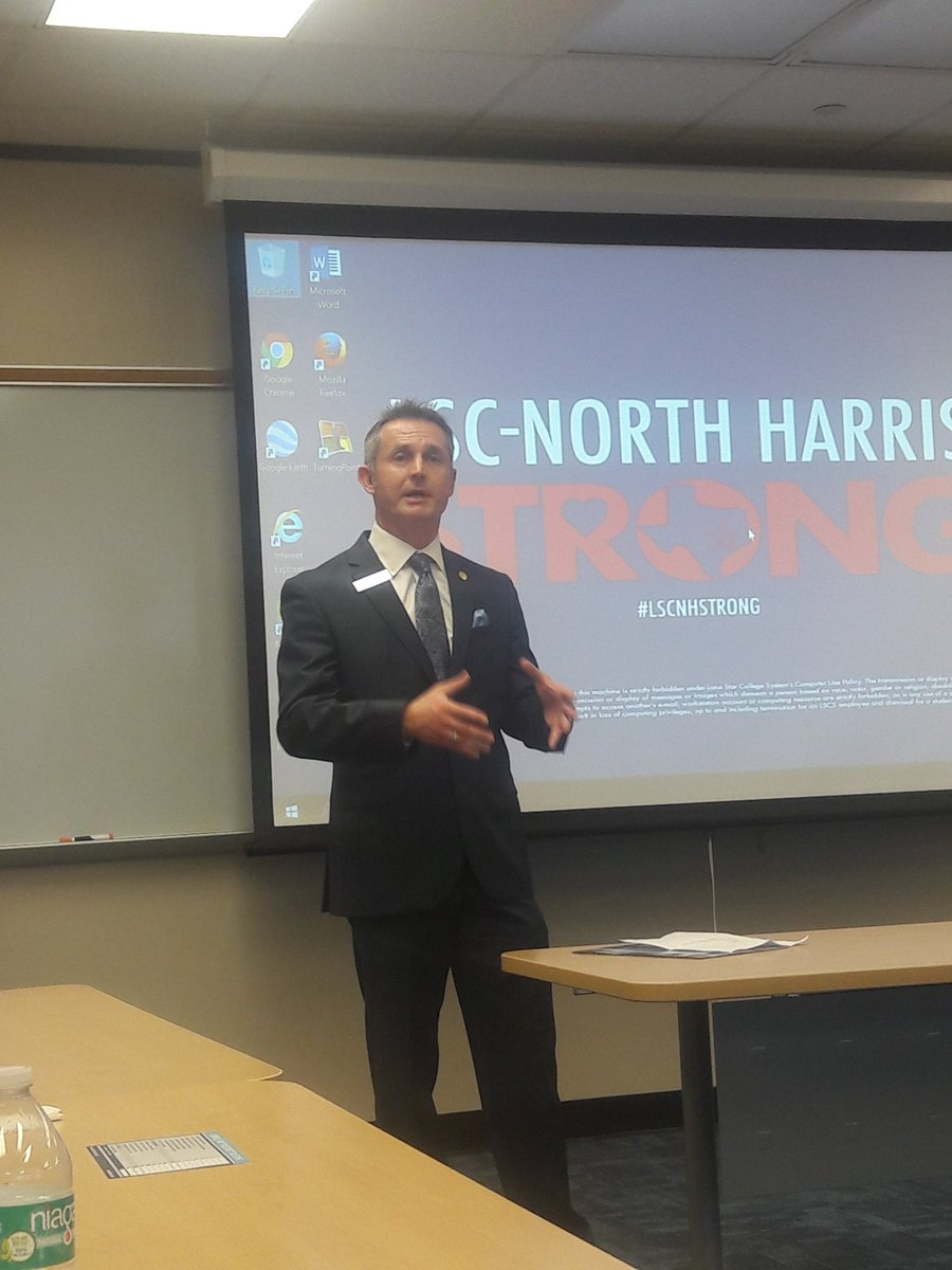 I had a great time talking to the LSC-North Houston Leadership College about advocacy and how to be effective at the grassroots level.