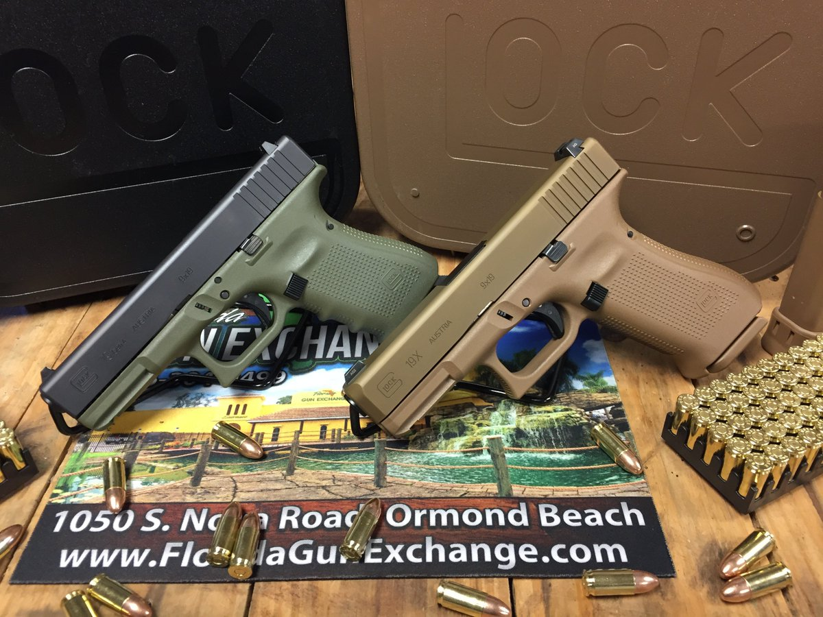 Florida Gun Exchange On Twitter New Shipment Of Glock G19x And G19 Gen4 Battlefield Green Prices G19 Gen4 549 G19x 599 Not In Fl We Ship To Have you found the perfect firearm online but are unsure of where you aside from the fact that open carry is still not permitted, gun laws in florida are fairly friendly to the. florida gun exchange on twitter