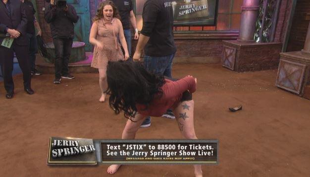 jerry springer show topics