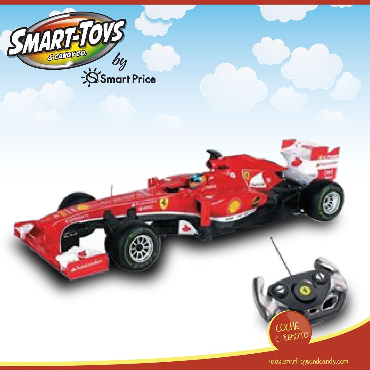 Ya pronto llegará a tiendas el nuevo Ferrari F1 escala 1:18, ¡espéralo! https://t.co/hvqVqnIZhl