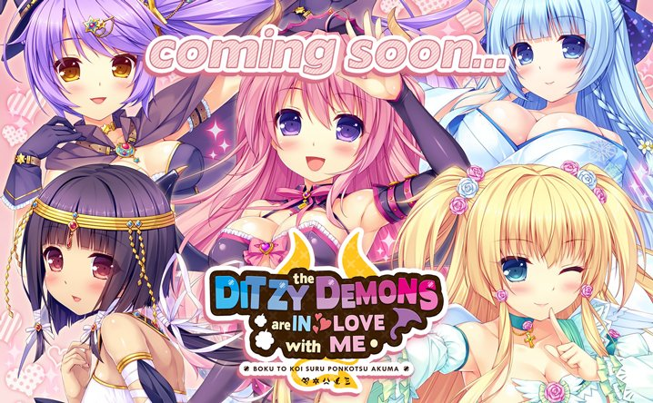 denpasoft - the ditzy demons are in love with me (eng)