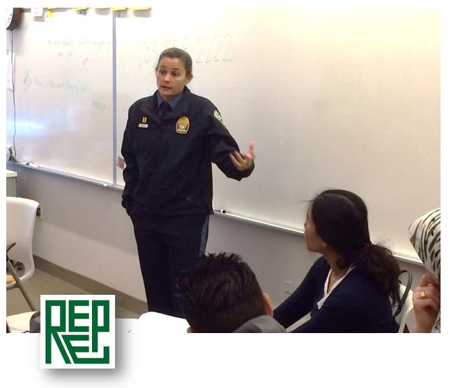 Thank you, Captain Adrienne Quigley, District 3 commander <a target='_blank' href='http://twitter.com/ArlingtonVaPD'>@ArlingtonVaPD</a>, for sharing your time and expertise with our students in a class visit on Feb. 14 at Syphax Ed Center. Students really benefited from the Q&amp;A session. <a target='_blank' href='http://twitter.com/ArlingtonVA'>@ArlingtonVA</a> <a target='_blank' href='http://search.twitter.com/search?q=ArlingtonVA'><a target='_blank' href='https://twitter.com/hashtag/ArlingtonVA?src=hash'>#ArlingtonVA</a></a> <a target='_blank' href='http://search.twitter.com/search?q=CommunityEngagement'><a target='_blank' href='https://twitter.com/hashtag/CommunityEngagement?src=hash'>#CommunityEngagement</a></a> <a target='_blank' href='https://t.co/4mDlsNv0aA'>https://t.co/4mDlsNv0aA</a>