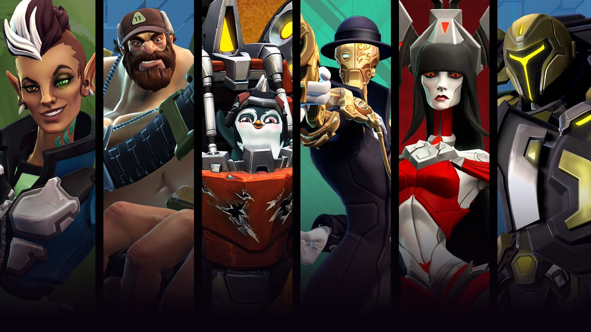 Your picks for this week's free hero rot...