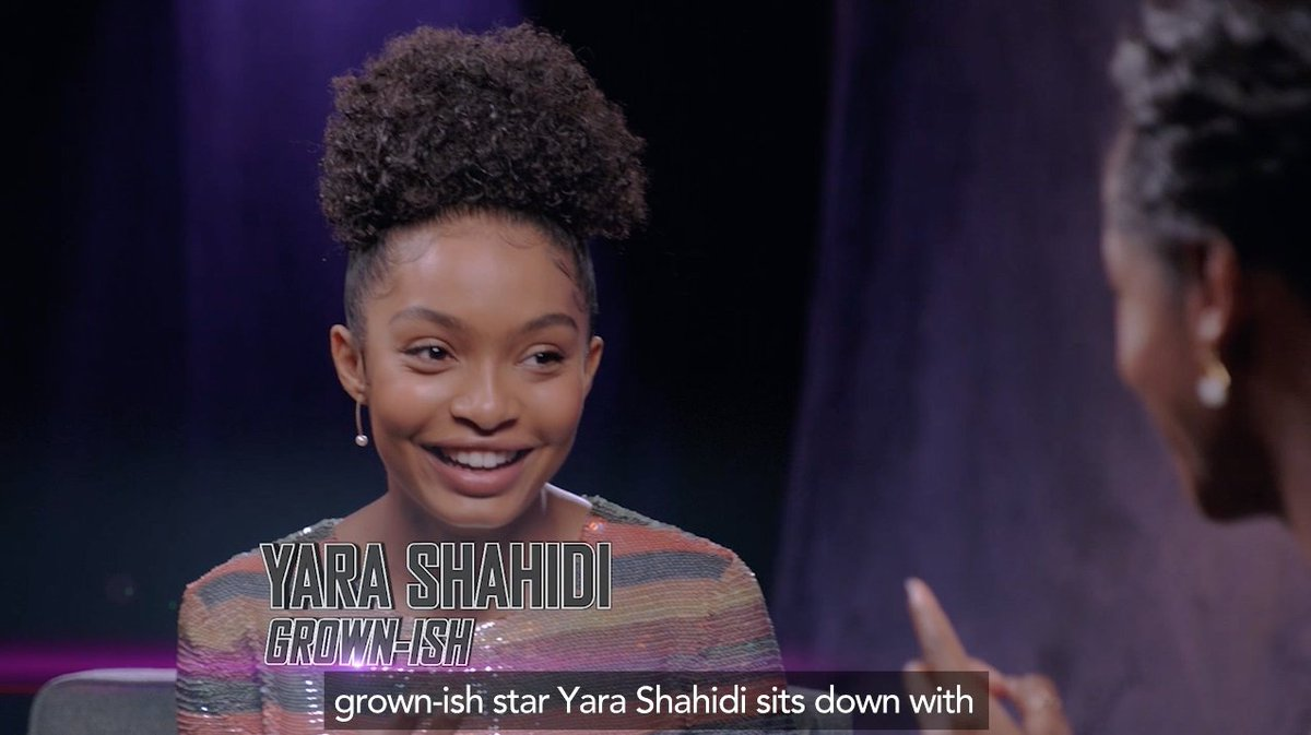 our girl,@yarashahidi, lived all our dre...