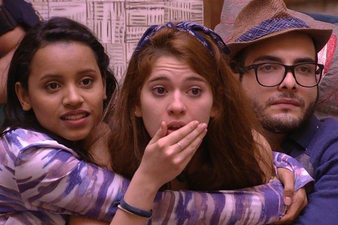 #BBB18: Após anunciar Diego como líder, produção reavalia prova e coroa Ana Clara! Parece que o jogo virou, hein? https://t.co/Az6XUddUBf