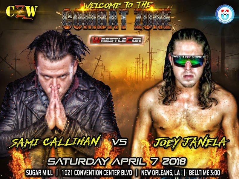 Wrestle World - WRESTLEMANIA 34 WEEKEND/WRESTLECON: Pro Wrestling