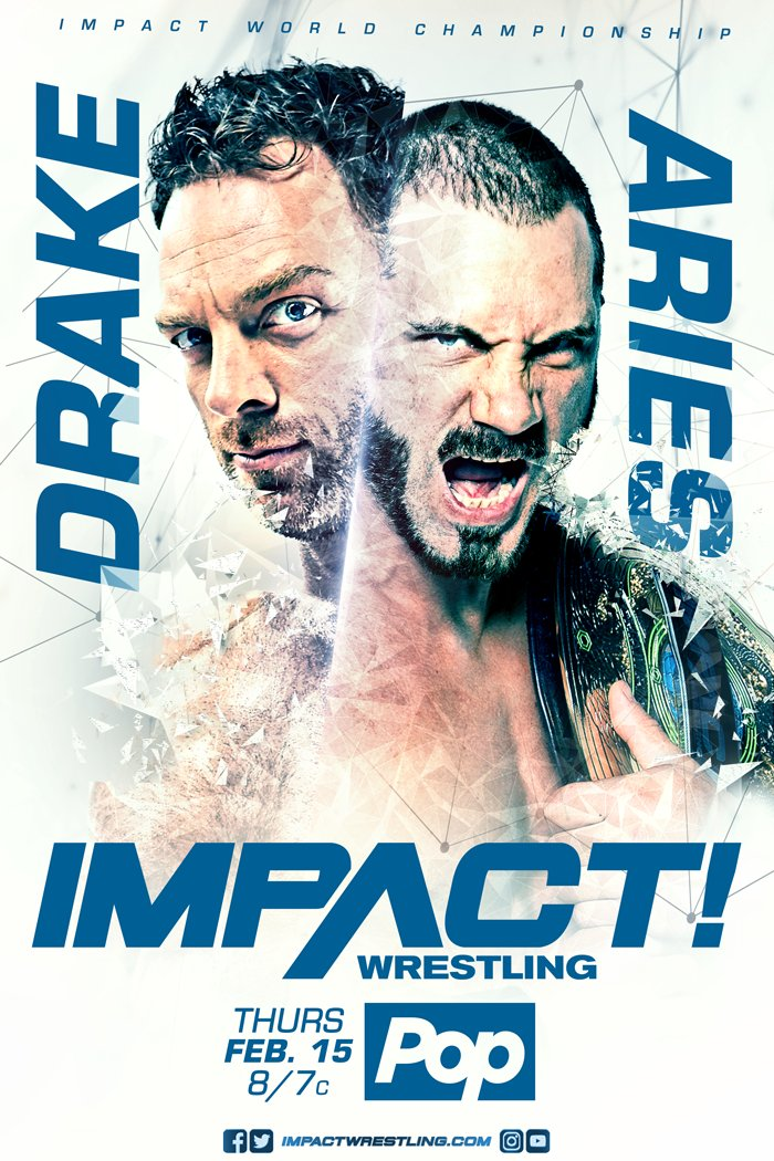 TUNE INTO @PopTV RIGHT NOW FOR OUR BIG MAIN EVENT! #IMPACTonPop