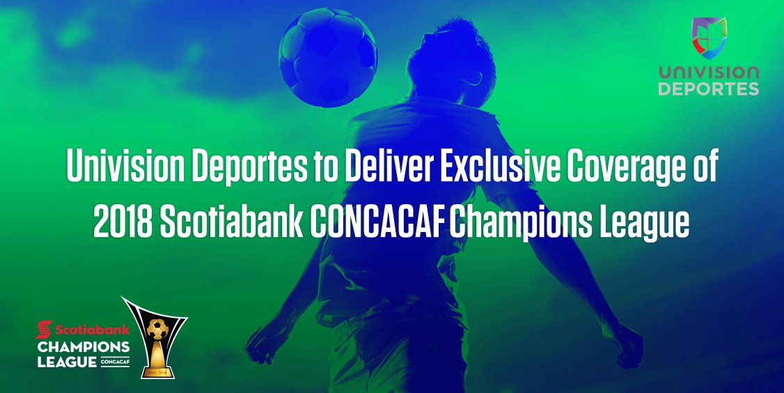This year's @CONCACAF @TheChampions League kicks off via networks of @Univision on Feb 20 with new knockout format, bringing together top pro teams from North & Central America and the Caribbean. #UnivisionDeportes #UDN @UnivisionSports  uni.vi/fCkP30iqOau