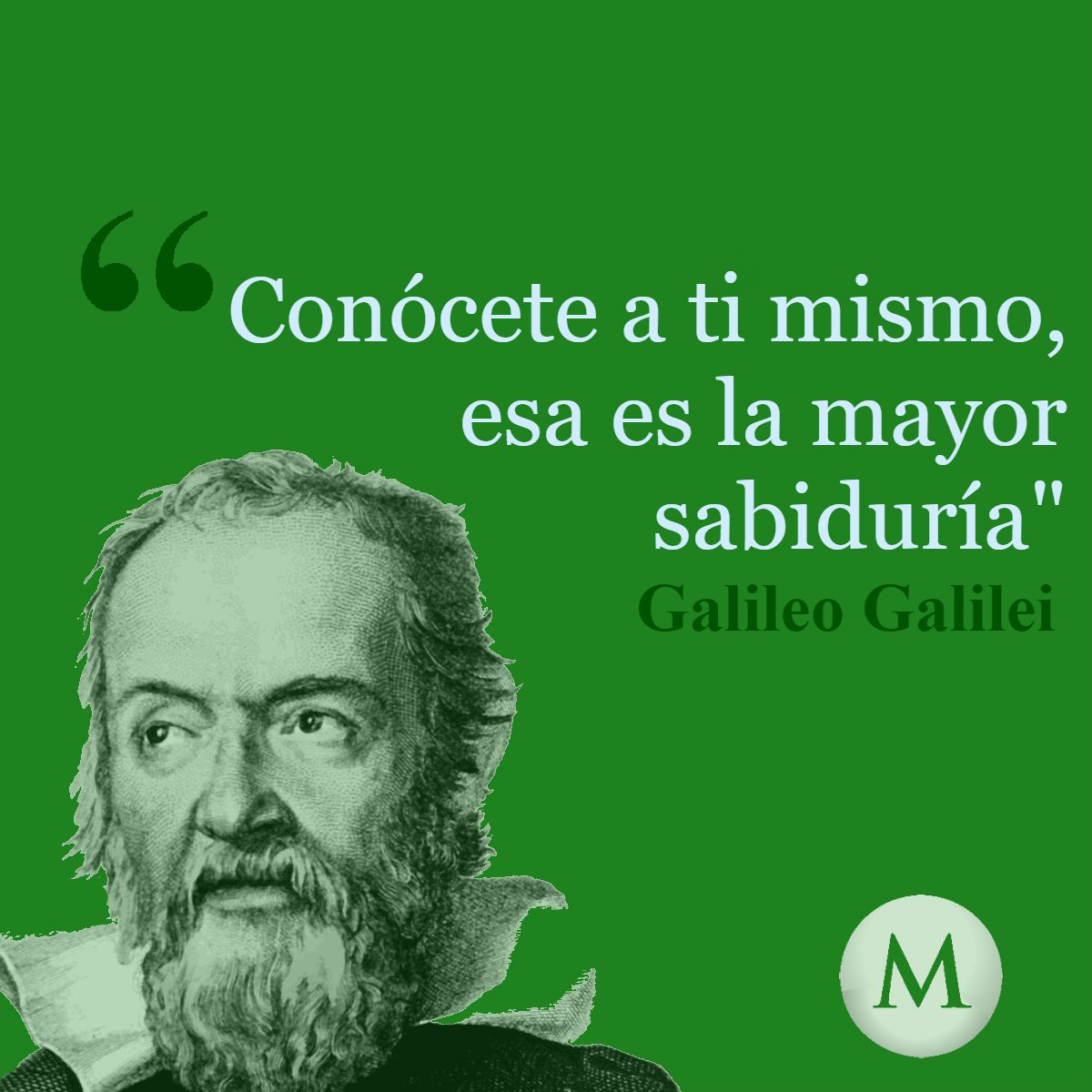 Mileniocom в Twitter La Forma De Galileo Galilei De Ver