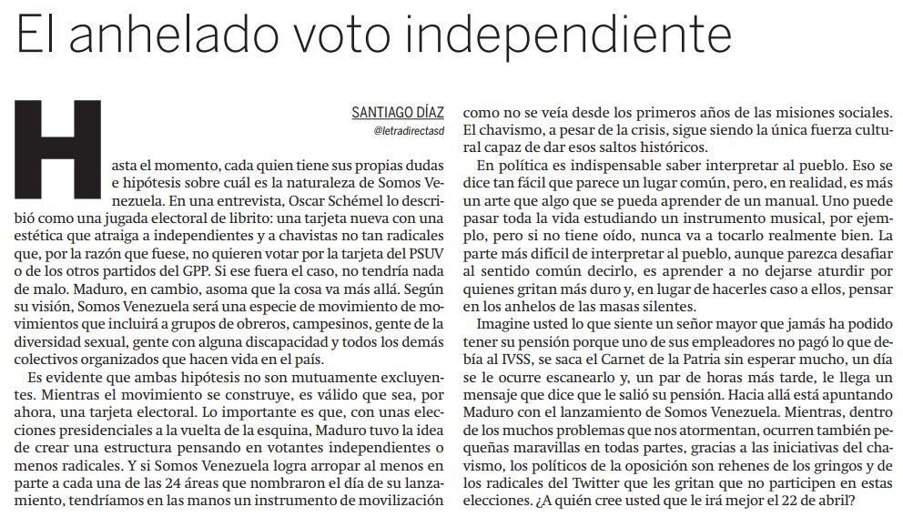 AFP - Dictadura de Nicolas Maduro - Página 33 DWHNqz6XcAAzg9h