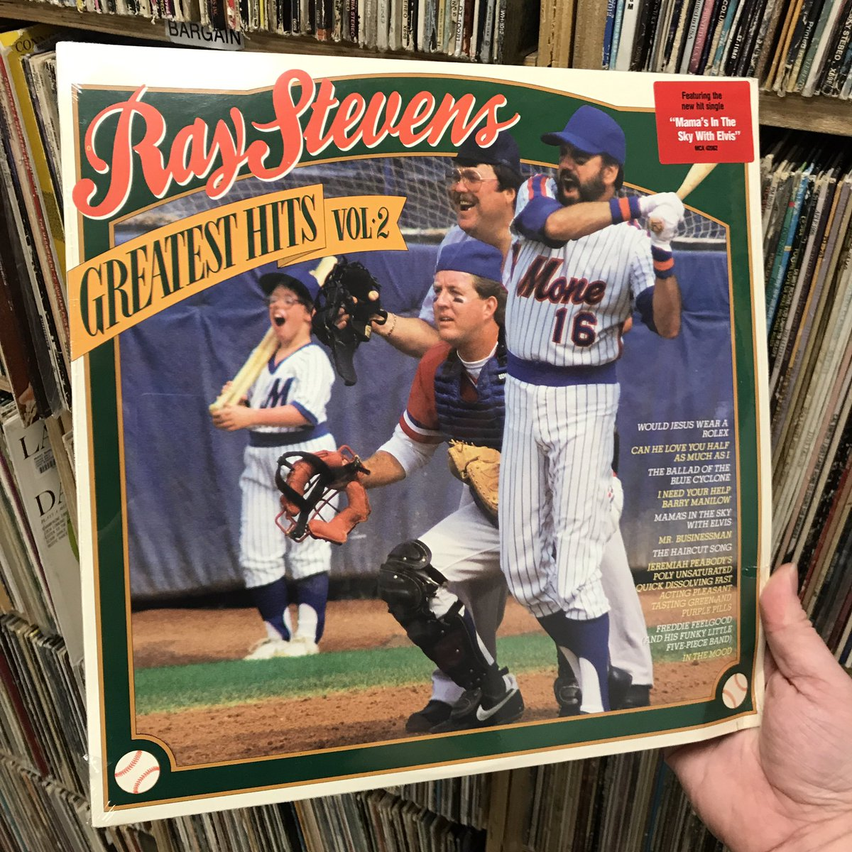 Ray Stevens On Twitter Spotted This Classic Ray Stevens Album