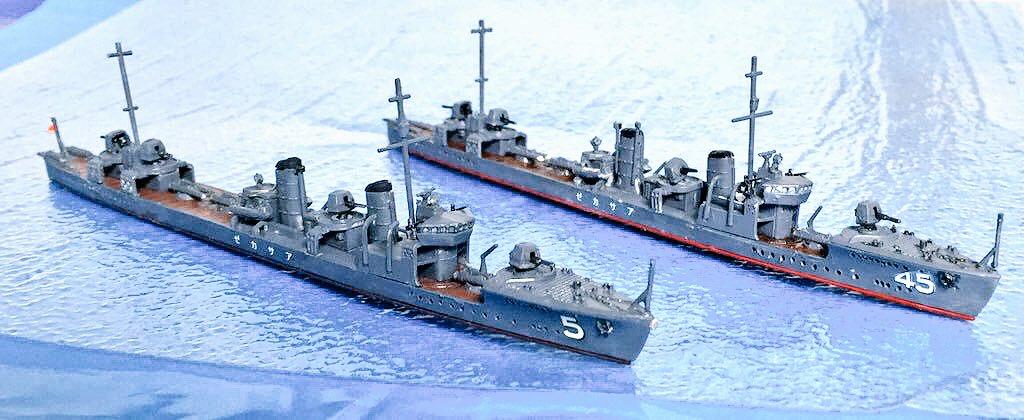 2月16~19日の艦船