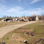 #OTD (Feb 15) in 2016, an EF2 #tornado traveled just over 30 miles through Copiah & Simpson Counties, MS.  Some of the worst damage was on Sand Hill Road. Our summary:  https://t.co/ITkq33Vz63 #mswx #wxhistory #History @NWSJacksonMS
