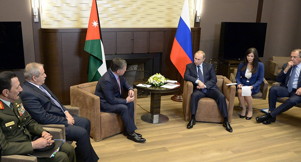 #Russia, #Jordan have grounds to enhance cooperation - #Putin https://t.co/ryr9y5Fw3l