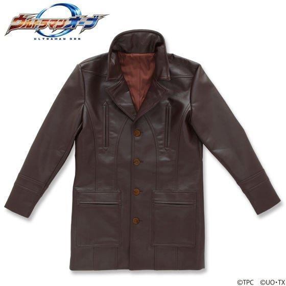 『#ウルトラマンオーブ』より、主人公クレナイ ガイが着用しているジャケットが好評...