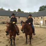 Have a great weekend everyone. We are all looking forward to our first course at HorseBack UK. #veterans
