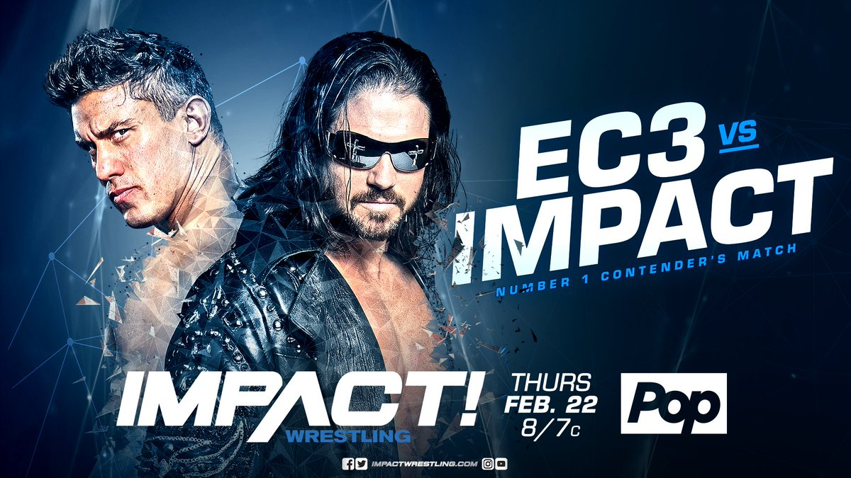 Redemption isnt just the name of our next PPV, its a mission statement. Were not asking for redemption, we plan to earn it - little by little every week. Jump on board now because were creating something special. Thanks for watching, well see you next week. #IMPACTonPop