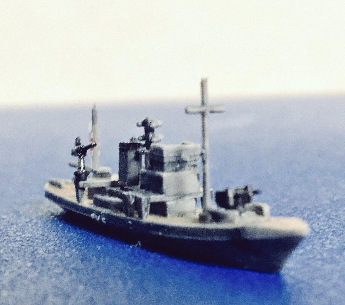第三十四号哨戒特務艇