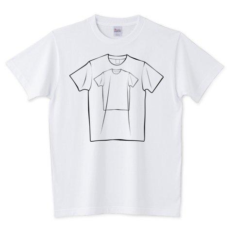 https://t.co/JNqblDEKCr  Tシャツの柄が入ったTシャツの...