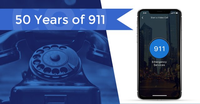 "Carbyne (NG-911) على تويتر: ""911 Call Takers are the 'thin Gold line' and  the emergency services that will never hang up on you. Today, 50 years  since the first 911 call, we"
