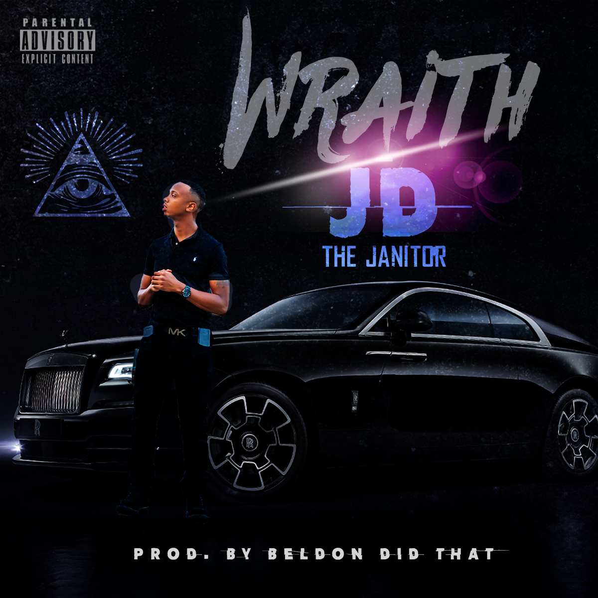 @JDtheJanitor #NewVideo - Wraith is #Now...